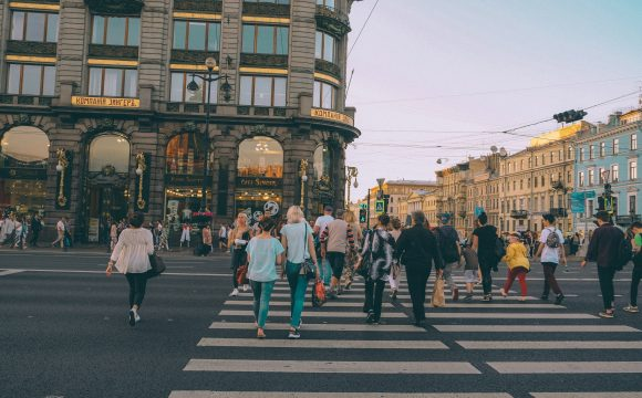 With an Imperial Past and Revolutionary Spirit St Petersburg is Russia's 'Window to the West'