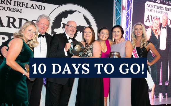 The 29th Annual Northern Ireland Travel & Tourism Awards in association with Blue Insurance.
