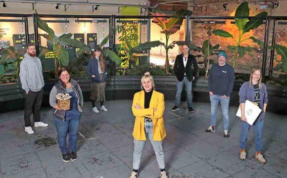 Belfast Goes 'Bananas' for New Living Museum