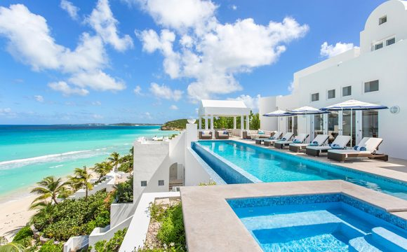 Jetsetters can Live the Netflix Dream in a Villa on Anguilla