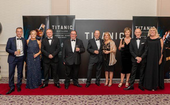 NITA 2021 I TITANIC DISTILLERS COCKTAIL & CHAMPAGNE RECEPTION