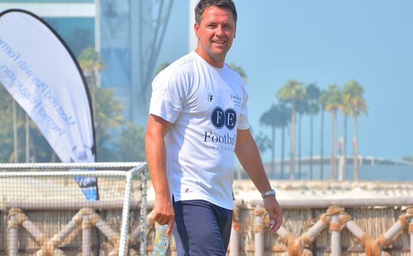 Football Legends Robbie Keane and Michael Owen to Host Football Escapes Latest Camp