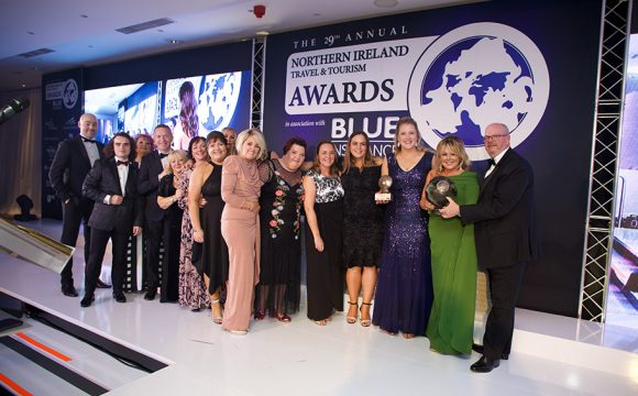 Local Travel and Tourism Bodies Win Big at the Northern Ireland Travel & Tourism Awards 2021